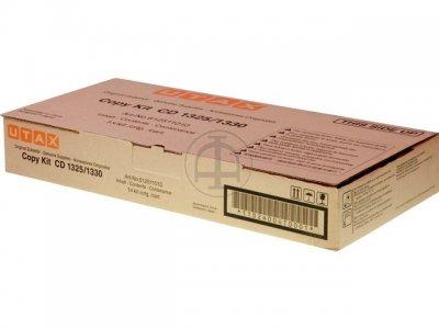 Utax-Triumph Adler 612511010  toner nero, durata indicata 20.000 pagine