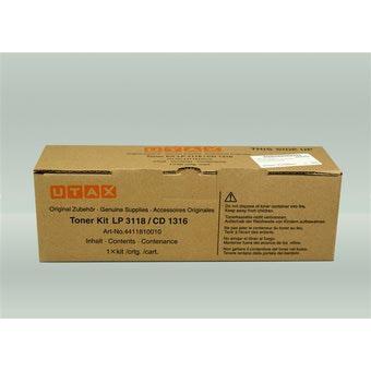 Utax-Triumph Adler 4411810010 toner nero