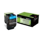 toner e cartucce - 80C2HC0 toner cyano, durata  3.000 pagine
