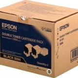 toner e cartucce - C13S050594  toner nero 6.000p conf.doppia(2PZ)