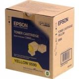 toner e cartucce - C13S050590  toner giallo, durata 6.000 pagine