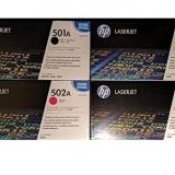 toner e cartucce - Q647ADVP Value Pack 4 colori originali, nero, cyano, magenta, giallo