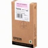 toner e cartucce - T603600  Cartuccia magenta-chiaro, capacità 220ml