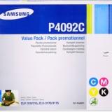 toner e cartucce - clt-p4092c Multipack originale 4 colori: cyano-magenta-giallo-nero
