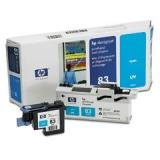 toner e cartucce - C4961A testina di stampa cyano uv