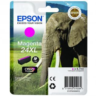 Epson C13T24334010 cartuccia magenta 740 pagine