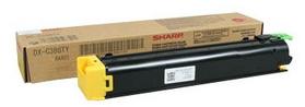 Sharp DX-C38GTY   toner giallo ~10000 pagine