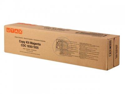 Utax-Triumph Adler 653010014 toner originale magenta, durata 15.000 pagine