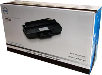 Dell 593-11109 toner nero, durata 2.500 pagine