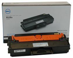 Dell 593-11110 toner nero, durata 1.500 pagine