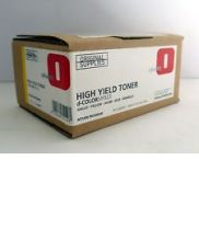Olivetti B0927 toner giallo, durata  4.000 pagine