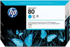 Hp C4872A cartuccia bassa cap. cyano 175ml
