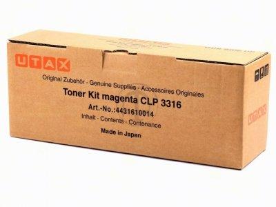 Utax-Triumph Adler 4431610014 toner magenta, durata 4.500 pagine