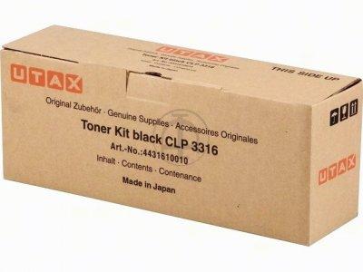 Utax-Triumph Adler 4431610010 toner nero, durata 4.500 pagine