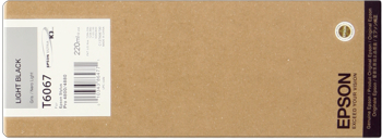 Epson T606700 Cartuccia nero/chiaro, capacit� 220ml