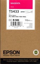 Epson T543300  cartuccia magenta,capacit� 110ml