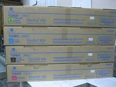 konica Minolta TN321M toner magenta, durata 25.000 pagine