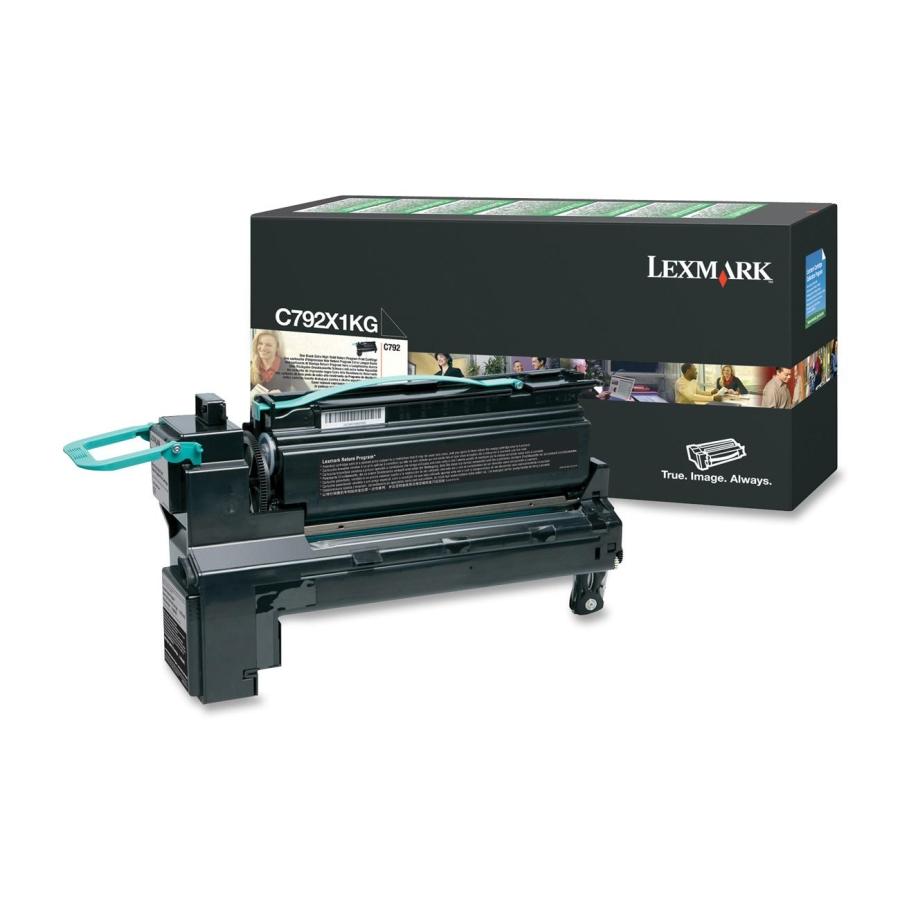 Lexmark C792X1KG  toner nero 20.000p