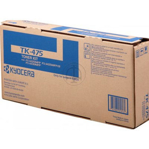 kyocera tk-475 Toner Originale Nero 15.000 pagine