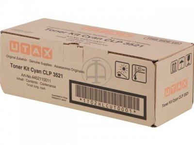 Utax-Triumph Adler 4452110014 Toner Originale Magenta durata 4.000 pagine