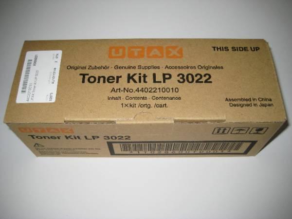 Utax-Triumph Adler 4402210010 toner nero 7.200 pagine