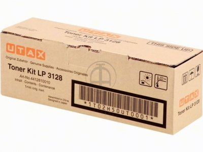 Utax-Triumph Adler 4412810010 toner nero 4.000p