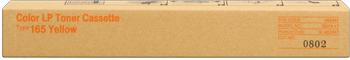 Ricoh 402461 toner giallo, durata 2.500 pagine