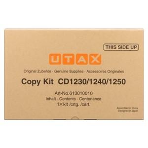 Utax-Triumph Adler 613010010 toner nero, durata indicata  34.000 pagine