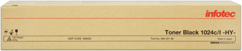 Nashuatec DT432BLK toner nero 20.000p