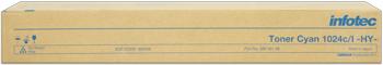 Nashuatec DT432CYN tone cyano 17.000p