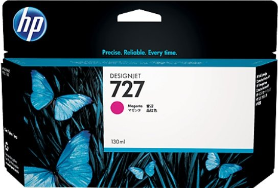 Hp B3P20A Cartuccia d'inchiostro magenta 130ml
