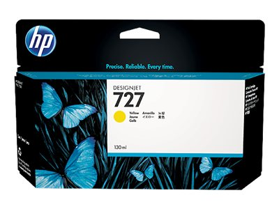 Hp B3P21A Cartuccia d'inchiostro giallo 130ml