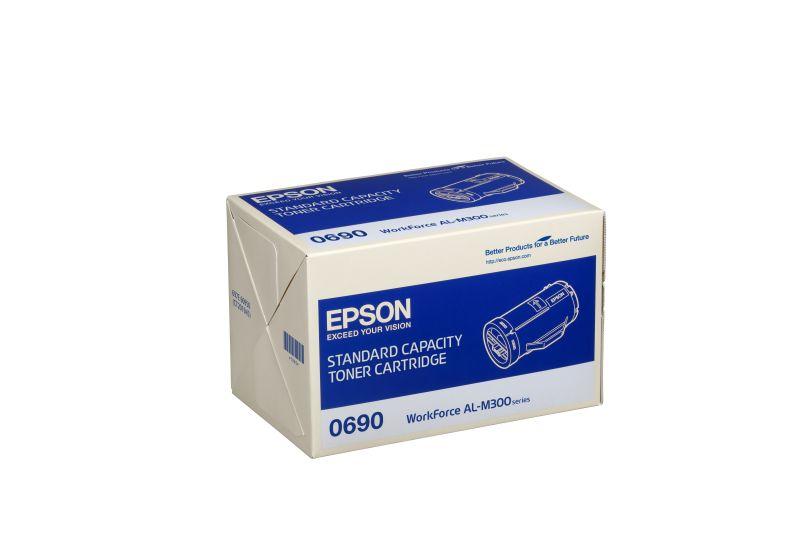 Epson C13S050690 toner nero, durata 2.700 pagine