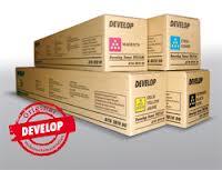 Develop A33K4D0 toner cyano 25.000 pagine