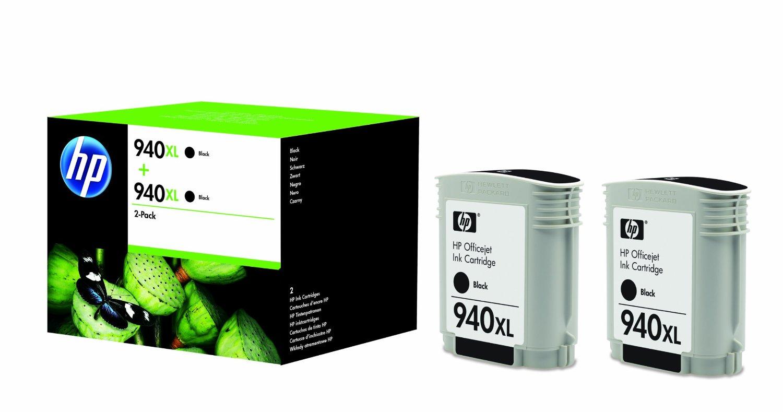 Hp D8J48AE Multipack nero 2 x HP 940 XL nero