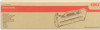 toner e cartucce - 43529405 Unit� Fusore 220v, durata 100.000 pagine