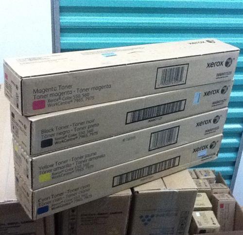 Xerox 006R01524 toner originale cyano