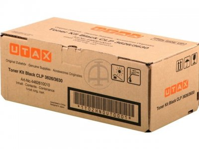 Utax-Triumph Adler 4462610010 toner nero, durata indicata 12.000 pagine