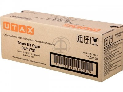 Utax-Triumph Adler 4472110011 toner cyano, durata 2.800 pagine