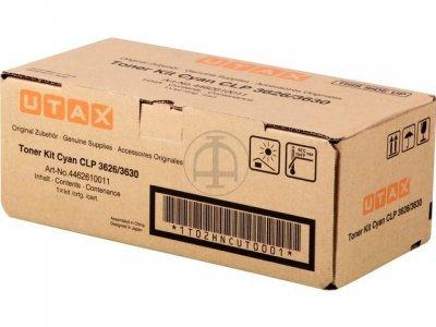 Utax-Triumph Adler 4462610011 toner cyano, durata 10.000 pagine