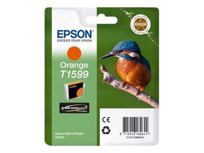 Epson C13T15994010 Cartuccia d'inchiostro arancione 17ml