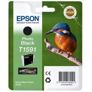 Epson C13T15914010 Cartuccia d'inchiostro nero (foto) 17ml