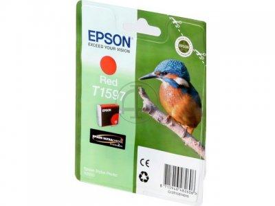 Epson C13T15974010 Cartuccia d'inchiostro rosso 17ml