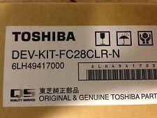 Toshiba 6LH49417000 kit manutenzione developer kit colore