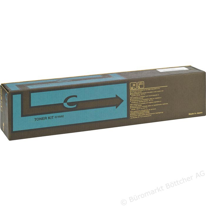 kyocera TK-8600C toner cyano 20.000p