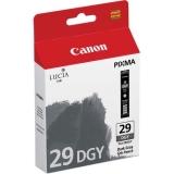toner e cartucce - PGI-29dgy  cartuccia grigio-scuro 36ml