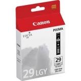 toner e cartucce - PGI-29lgy  cartuccia grigio -chiaro 36ml