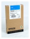 toner e cartucce - T543200  cartuccia cyano,capacità 110ml