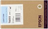toner e cartucce - T605500 Cartuccia cyano chiaro, capacità 110ml