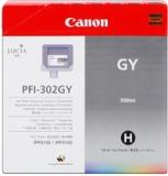 toner e cartucce - PFI-302gy Cartuccia grigio 330ml